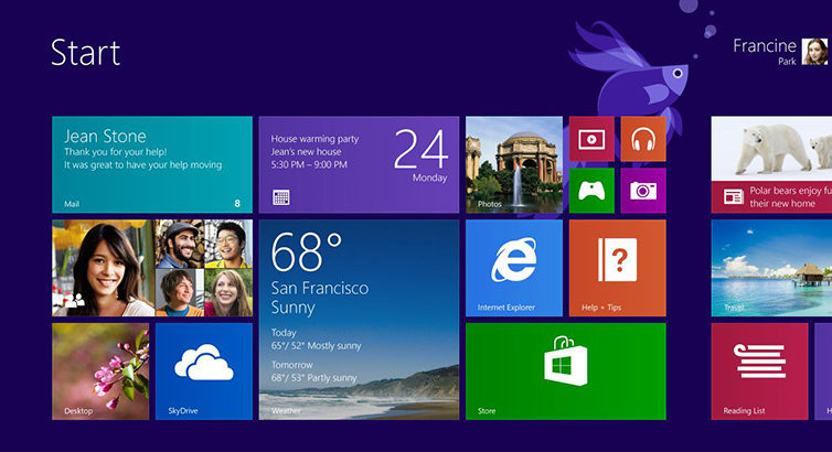 Un aperçu de Windows 8.1
