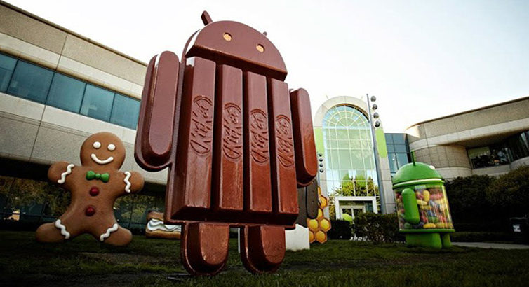 Android : les changements de KitKat par rapport à Jelly Bean