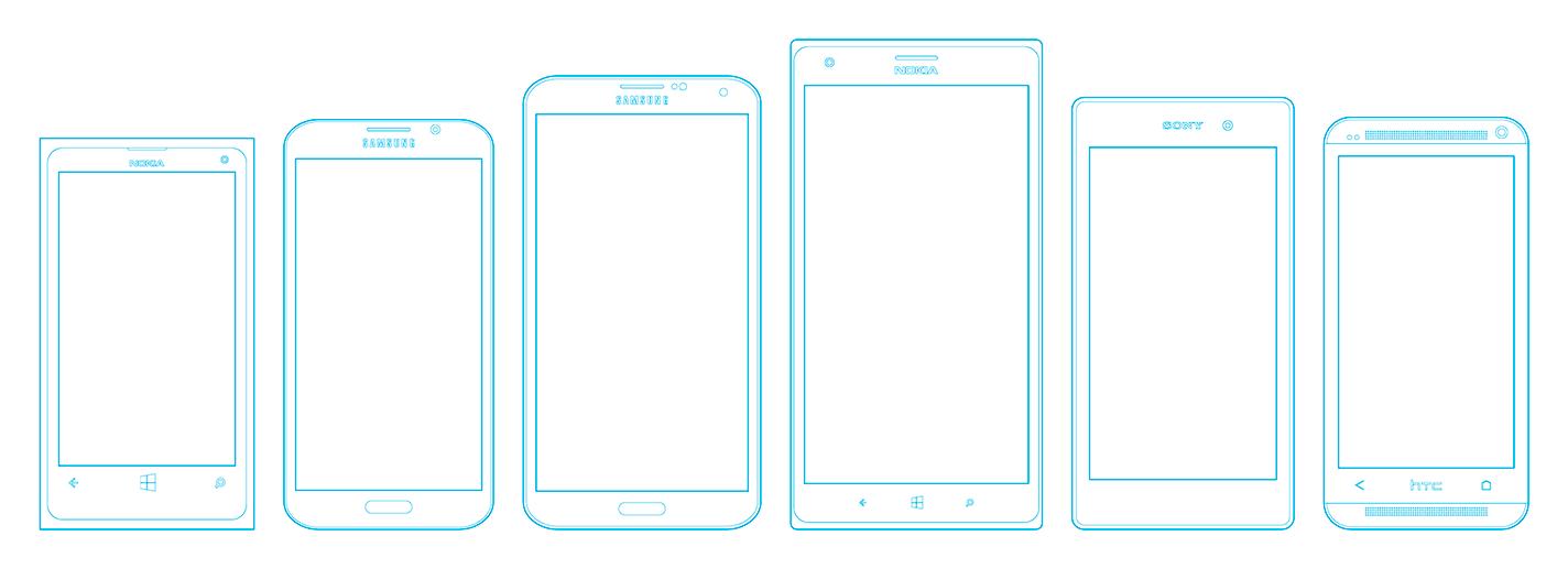 Lumia 1520 comparatif