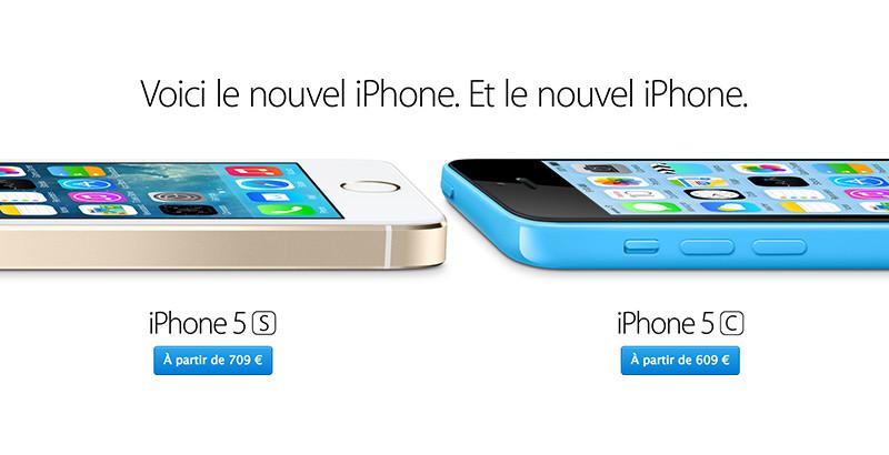 Jeudi 17 Octobre 2013 10h20 Laurent LaSalle Liste De Tags Apple IPhone 5c