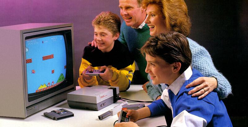 La stratégie de Nintendo vise à faire mousser les ventes de ses consoles, un marché dans lequel elle opère depuis la sortie de la NES.