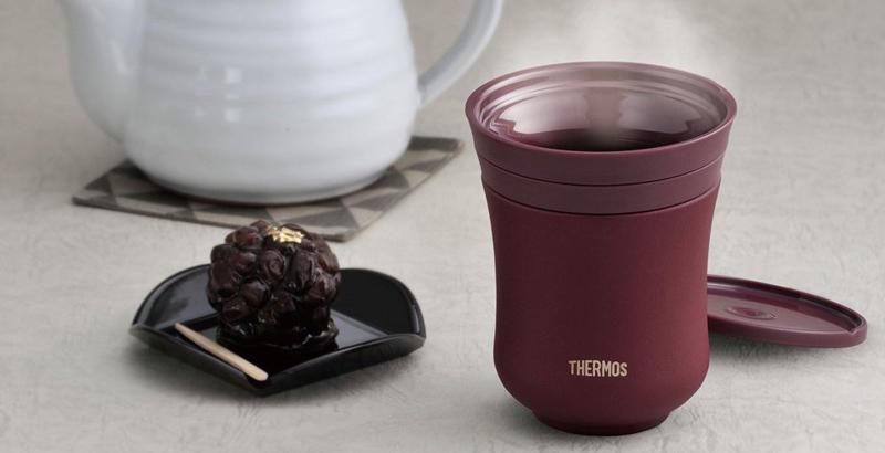 Un présent parfait pour le buveur de thé vert compulsif