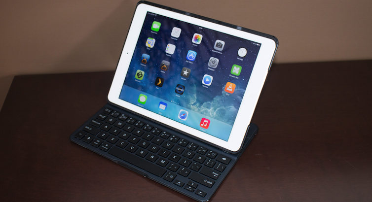 chaussures de séparation c5e4a b3028 Banc d'essai du clavier QODE de Belkin pour iPad Air