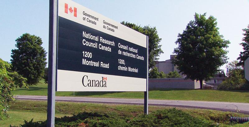 Conseil national de recherches du Canada