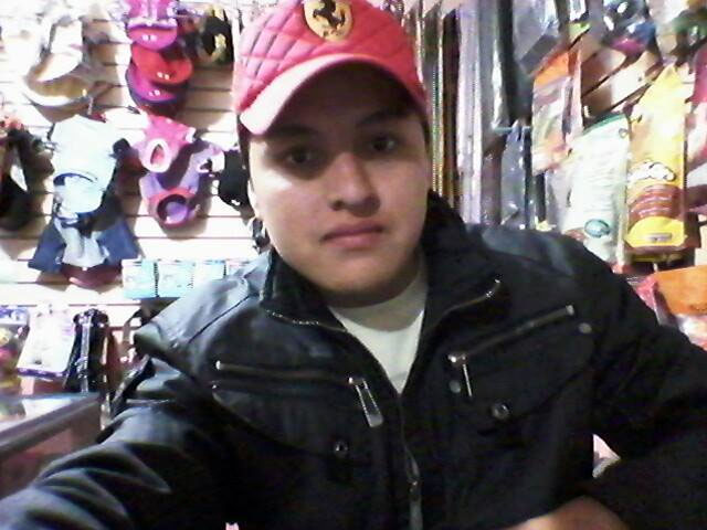 La victime, Oscar Otera Aguilar