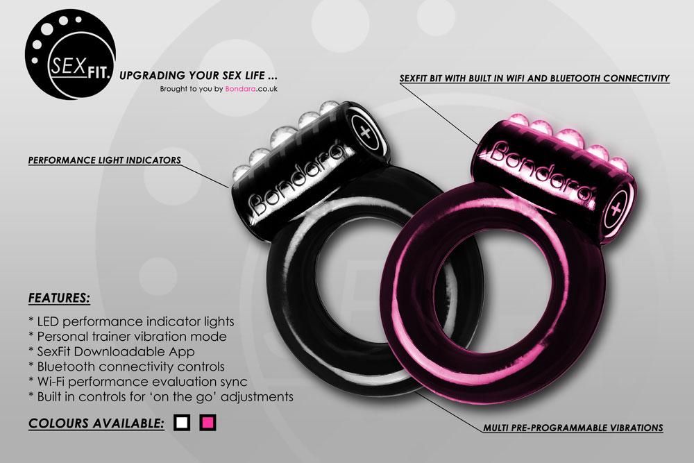 L'accessoire en question, disponible en blanc ou en rose