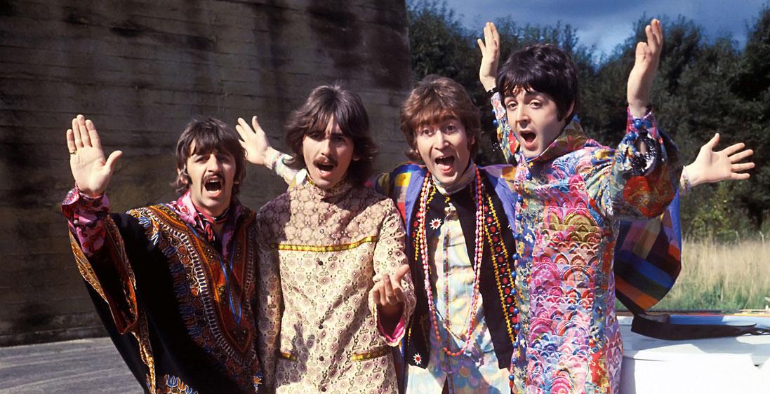 Un article traitant d'Ello se doit d'avoir une référence à un groupe rock des années 60 (Photo : Apple Corps).
