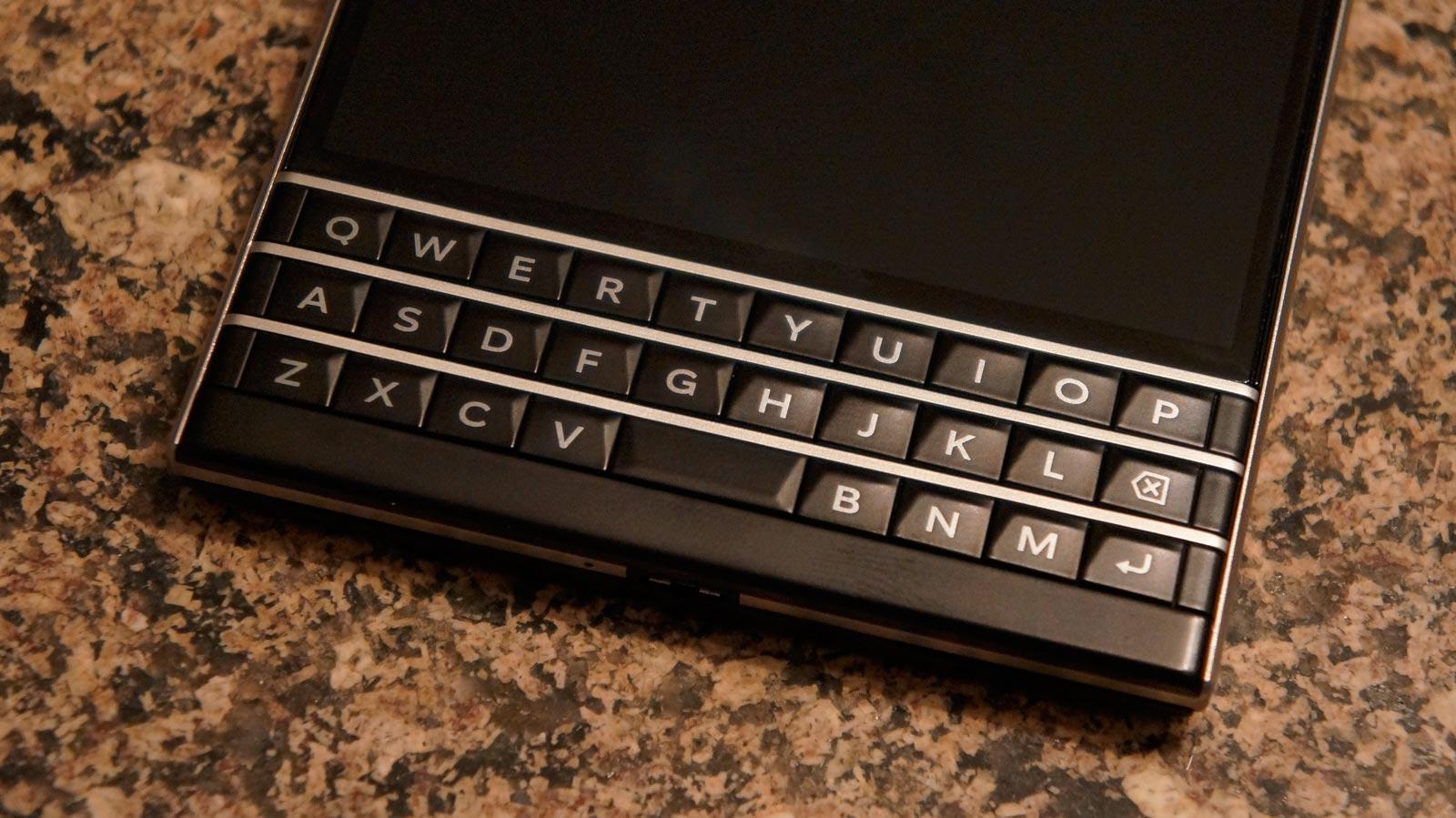 blackberrypassport_clavier