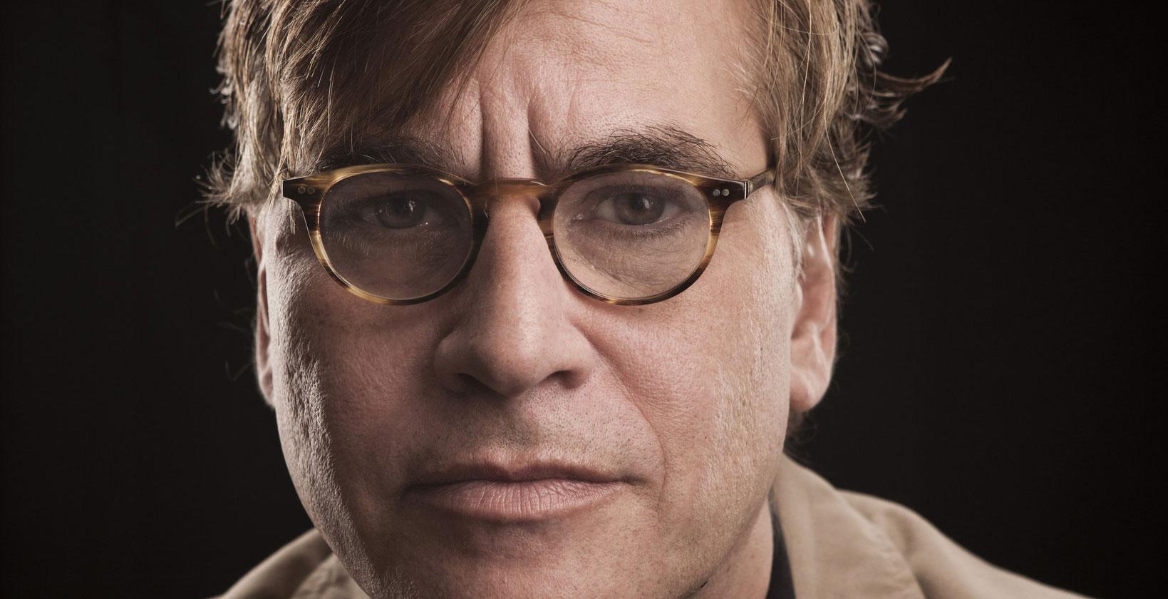 Aaron Sorkin, un homme heureux (Photo : Kevin Scanlon).
