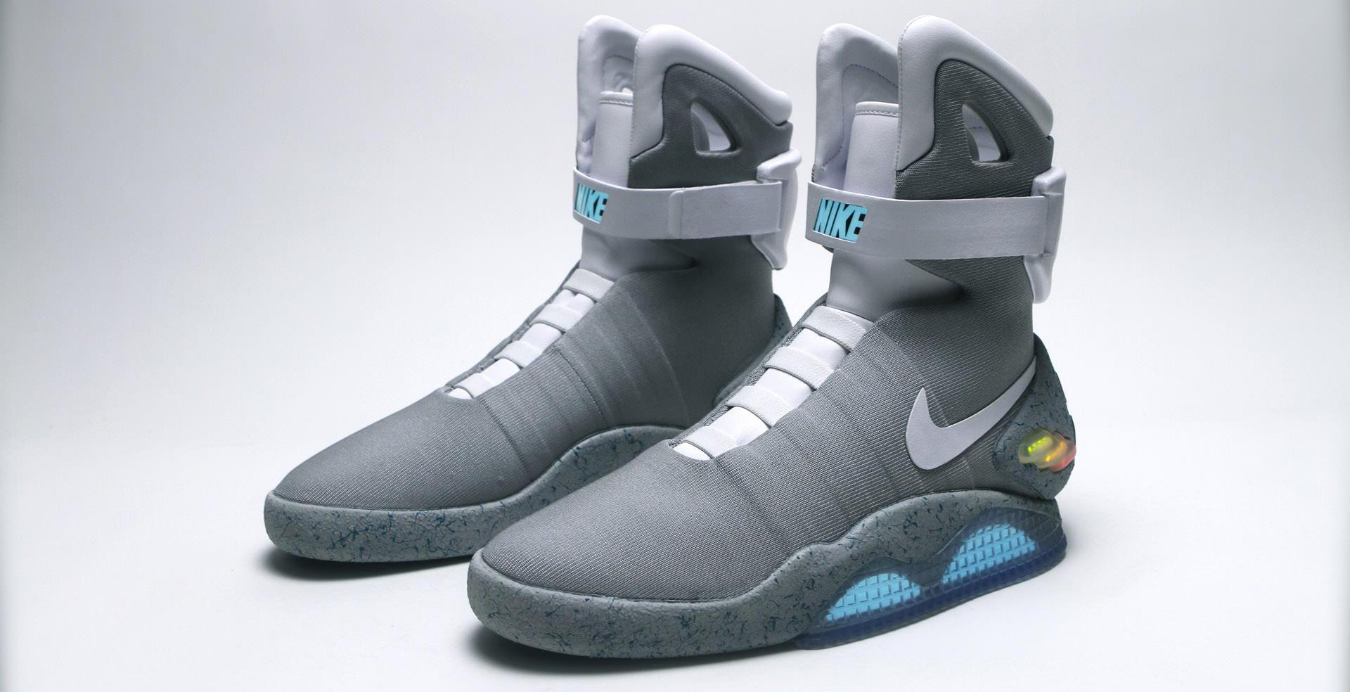 fd47467b119 Nike souhaite lancer les souliers tirés de Back to the Future en 2015
