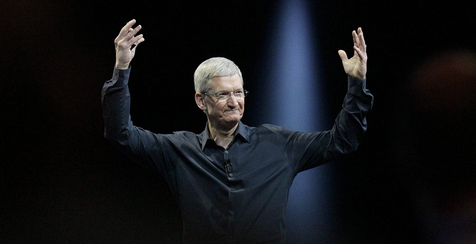 Tim Cook, version chef d'orchestre.