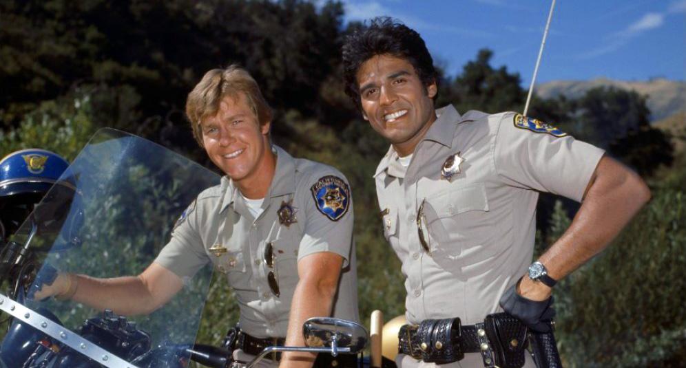 CHiPs, le 19-2 du début des années 80, en moins bon (Image : MGM Television).