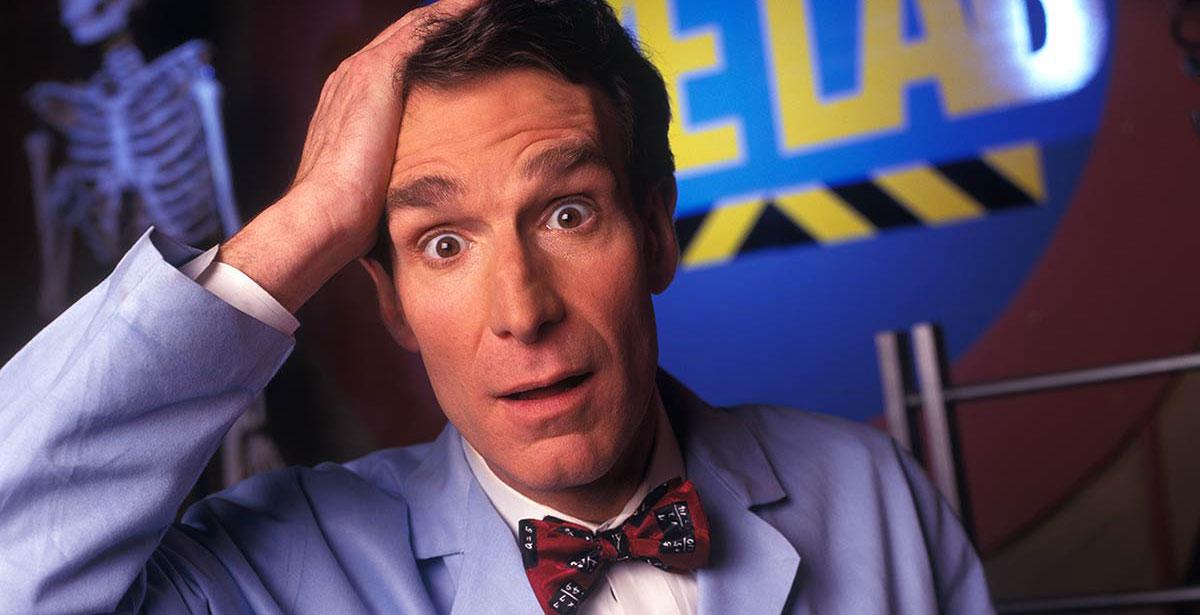 Voici comment l'on imagine la réaction de Bill Nye en apprenant l'existence du bug en question (Photo: Rich Frishman).