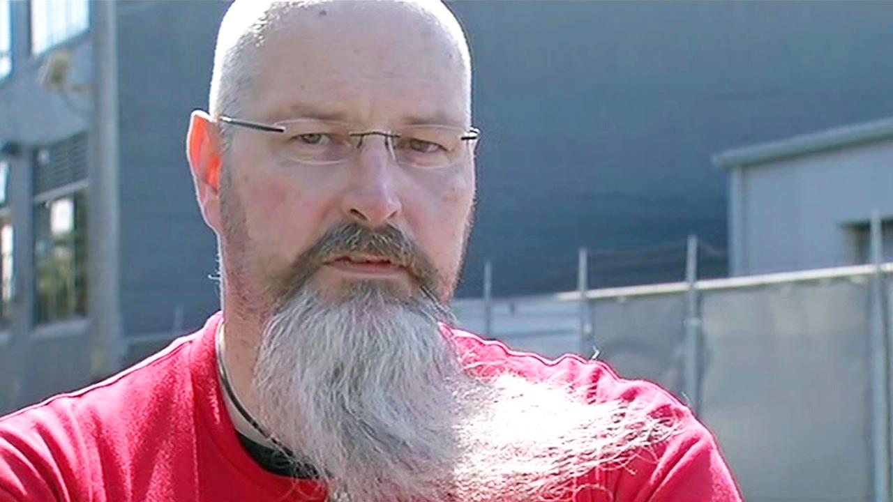 Chris Roberts, chercheur en sécurité informatique pour la firme One World Labs (Photo : ABC News).