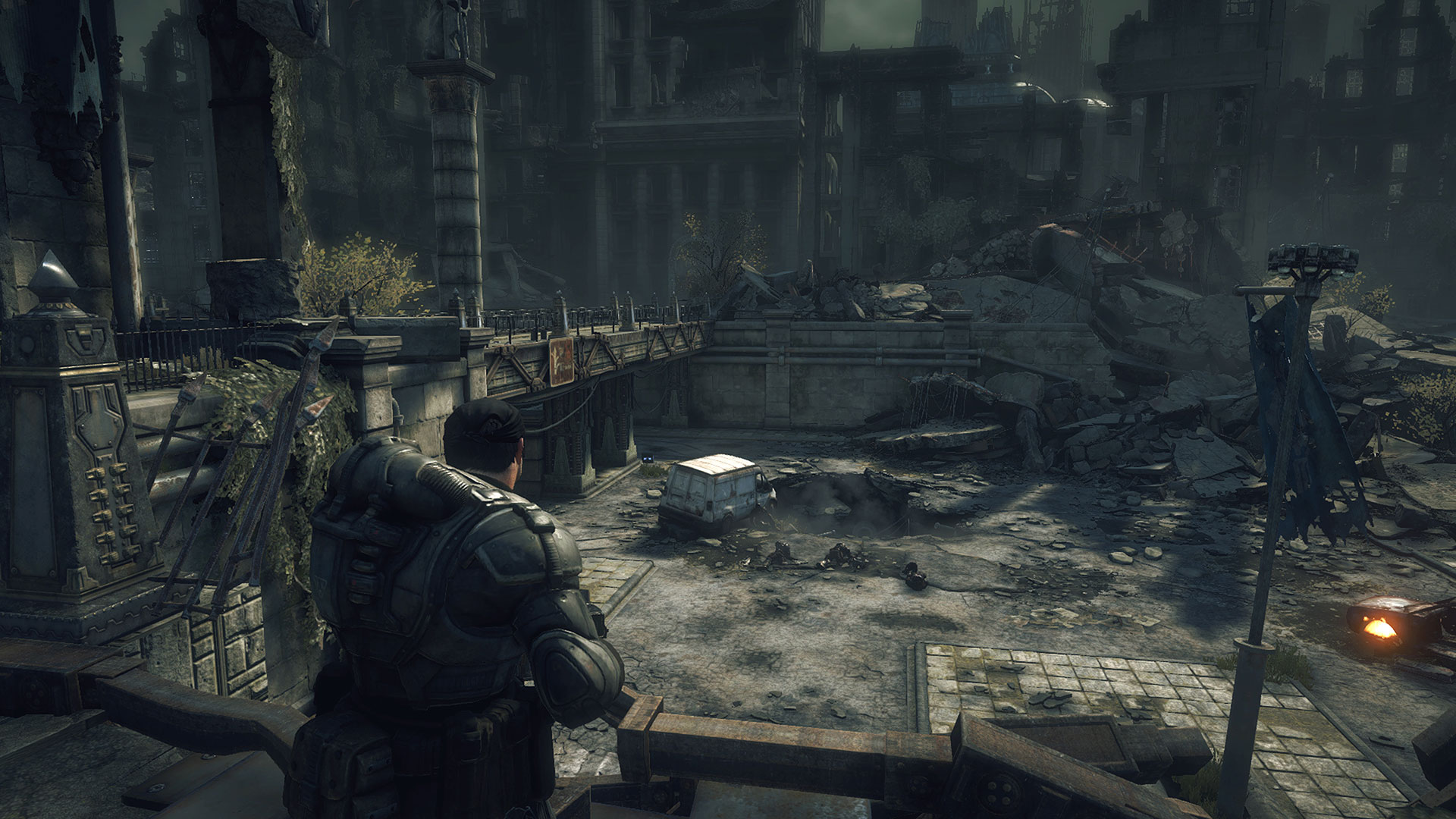 Gears of War: Ultimate Edition sur XboxOne.