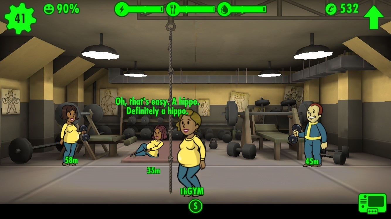 fallout-shelter-pregnant-ladies