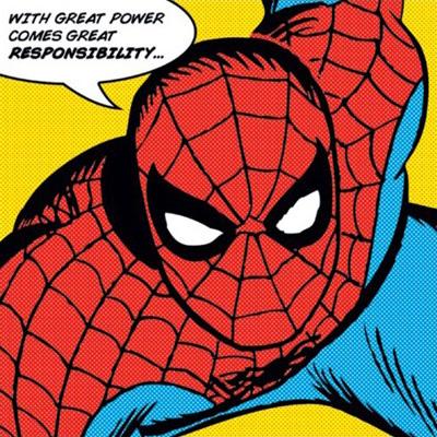 spidermanpower