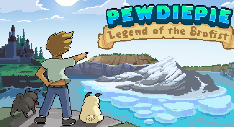 PewDiePie : Legend of the Brofist débarque sur Android et iOS