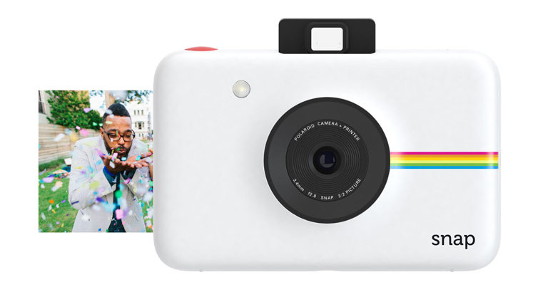 Polaroid propose un nouvel appareil photo hybride abordable