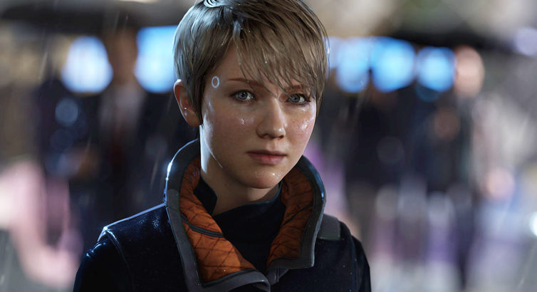 Detroit : Become Human, le premier jeu de Quantic Dream sur PlayStation 4