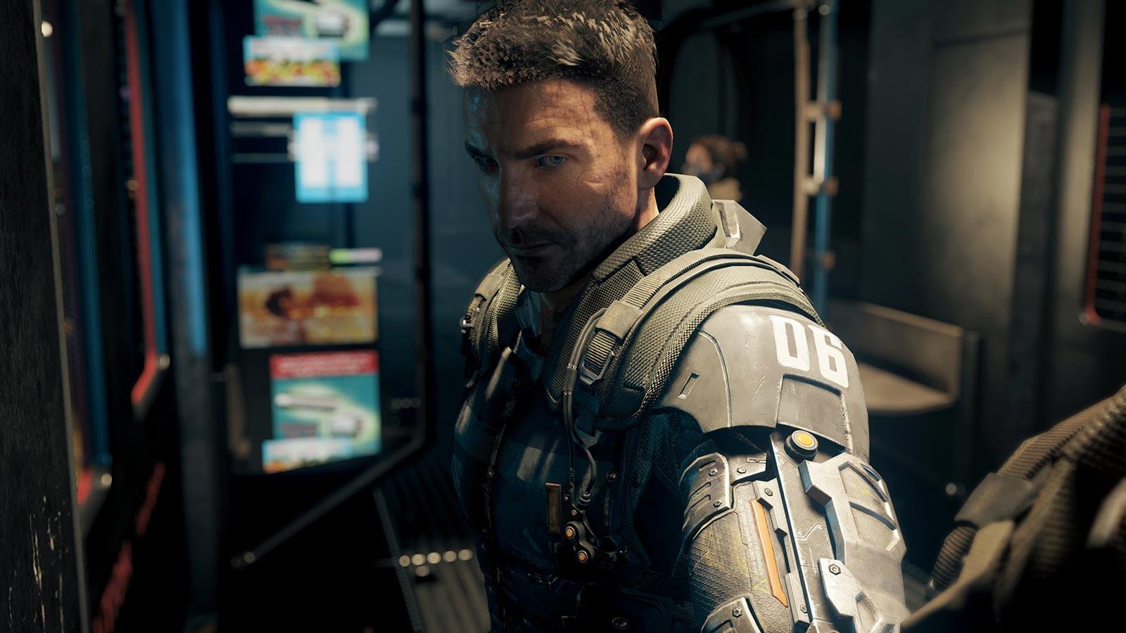L'image, fournie par Activision, présente Black Ops3 au sommet de sa forme.