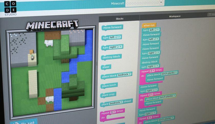 Microsoft Minecraft Tutorial