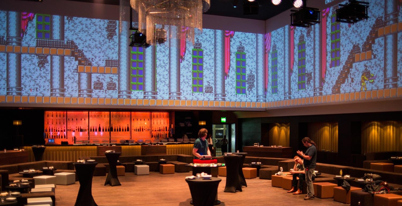 Le système a été mis à l'essai dans un bar branché de Zurich (Image: ETHZürich).