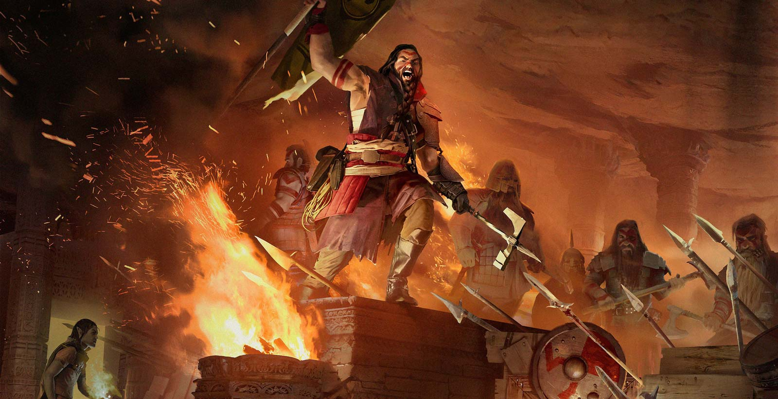 Image promotionnelle du jeu Ultima Ascendant.