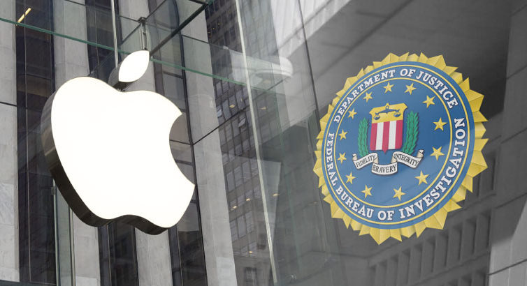 Apple : 2 — FBI : 0