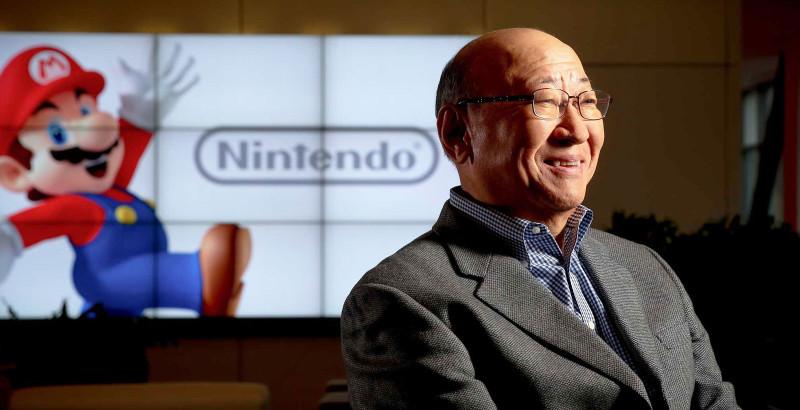 PDG de Nintendo