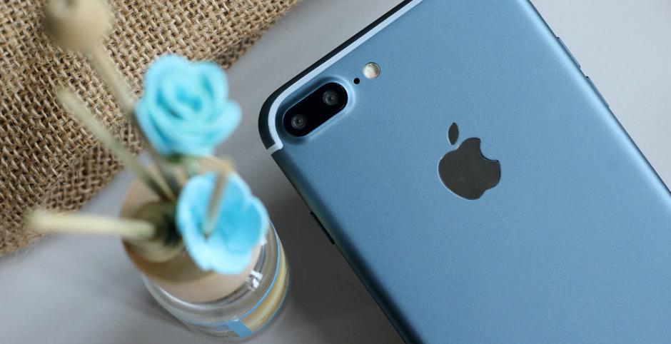 Photo du présume iPhone 7 Plus (ou Pro).