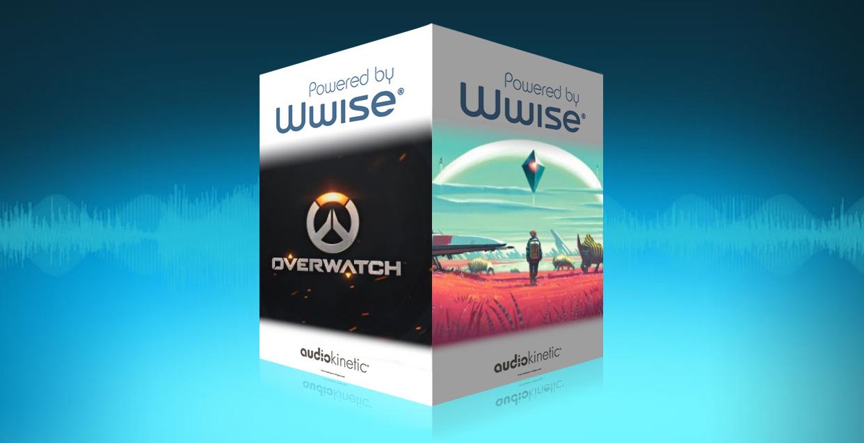 Wwise est le moteur audio derrière plusieurs jeux AAA et indépedants.