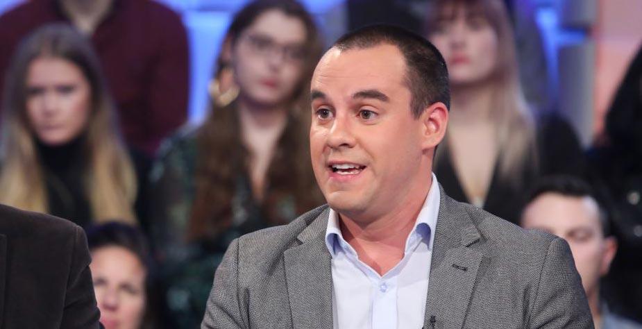 Jean-Nicolas Guillemette, directeur général d'UberQuébec, en entrevue à Tout le monde en parle.