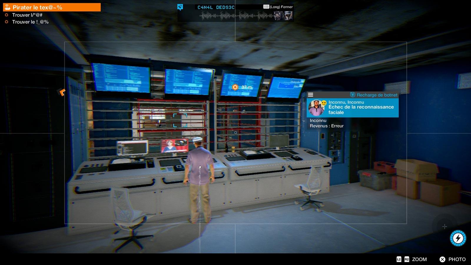 Le piratage de système de surveillance est de retour, mais sans tour d'accès à activer.