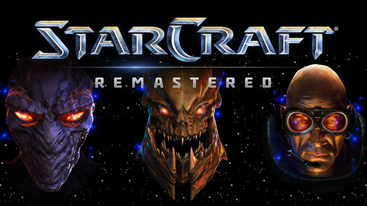 Blizzard dévoile StarCraft Remastered