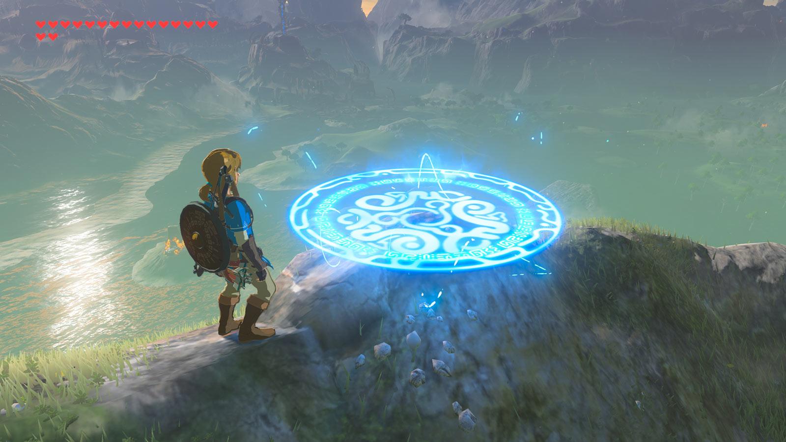 L'Amulette de Téléportation vous permet de placer un point de téléportation où bon vous semble.
