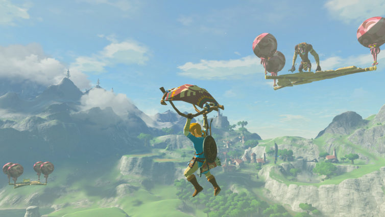Ce que vous réserve le premier DLC de Zelda : Breath of the Wild