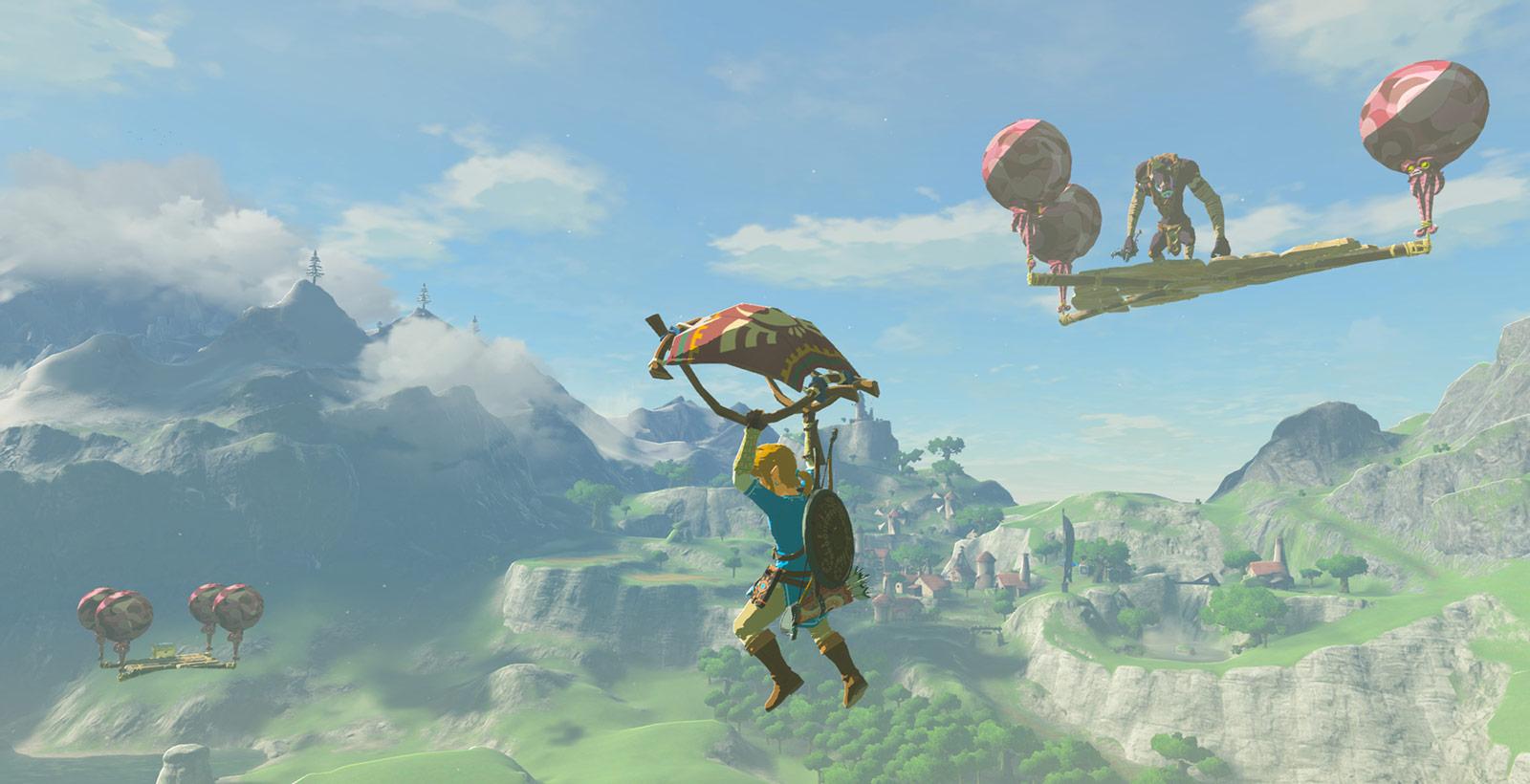 Ce Que Vous Réserve Le Premier Dlc De Zelda Breath Of The