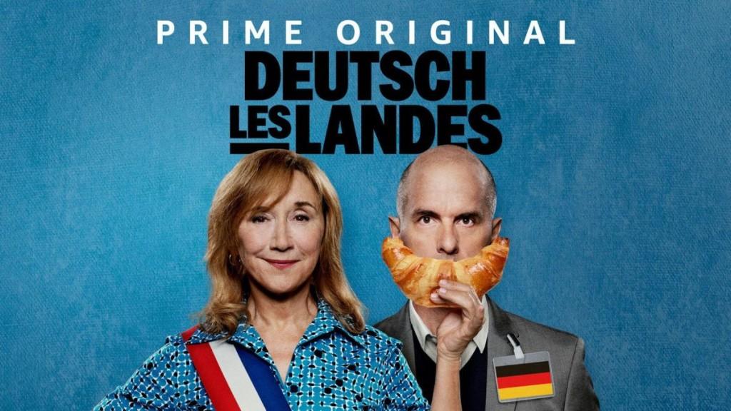 En 2019, Amazon Prime Video présentera sa première création originale en français: Deutsch-les-Landes