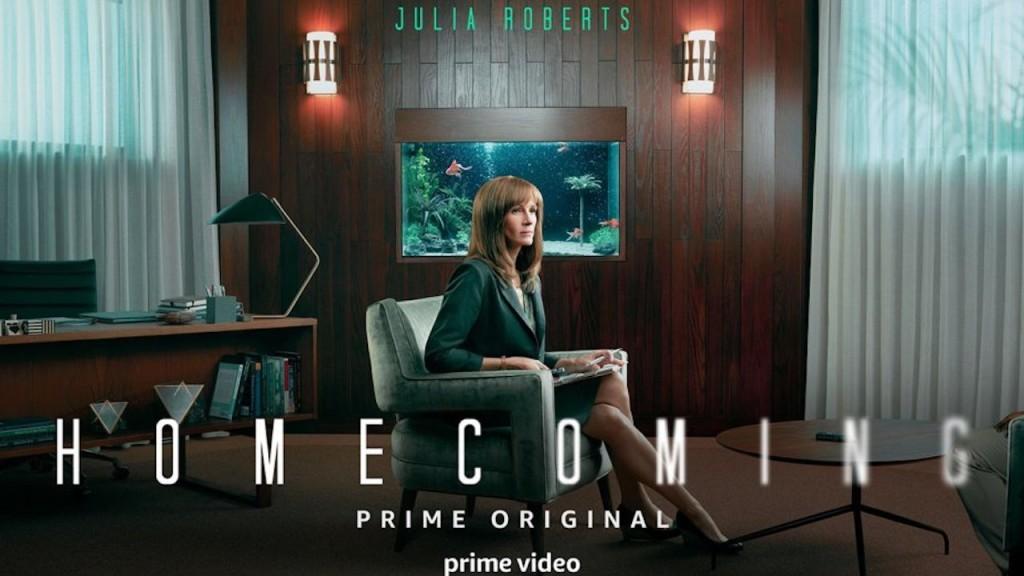 C'est en 2019 qu'Amazon Prime Video présentera sa série originale Homecoming mettant en vedette Julia Roberts