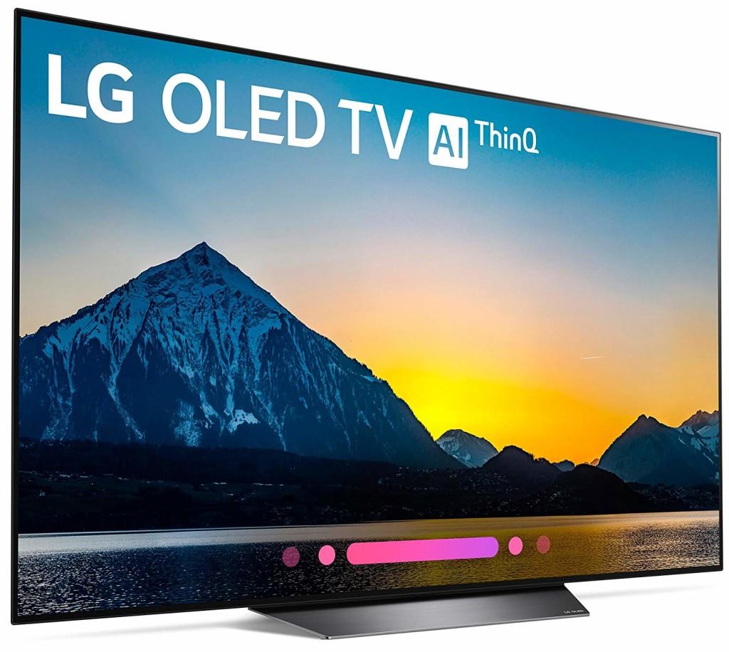Vous voudrez certainement considérer la TV 4K LG 55B8 lors de votre prochain achat