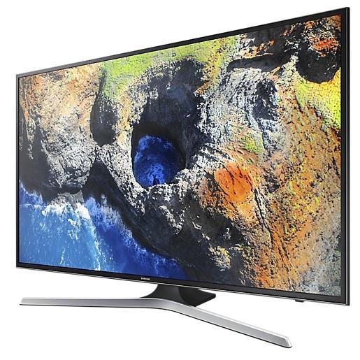 Le téléviseur Samsung UE43MU6105 4K saura satisfaire vos attentes en frais d'images de qualité