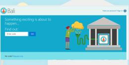 Le géant Windows travaille actuellement à un projet nommé Microsoft Bali qui a pour but de rendre aux internautes le contrôle de leurs données personnelles