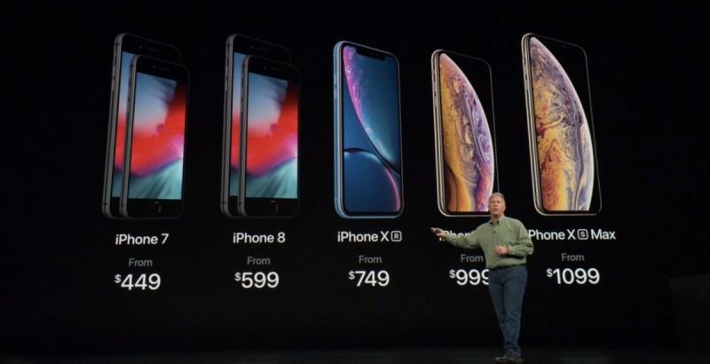 Il ne serait pas impossible de voir une baisse de prix au niveau des iPhone d'Apple prochaine