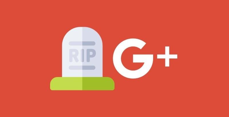 La fin de Google+ est officiellement pour bientôt