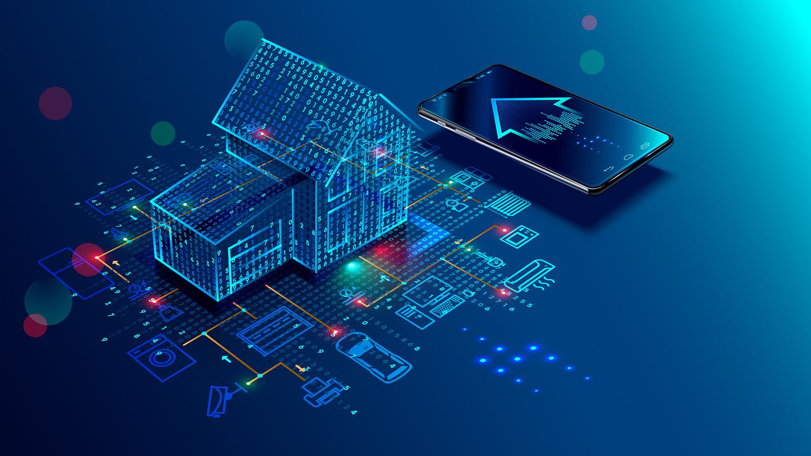Maison connectée comment se protéger des hackers   Branchez vous