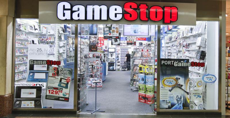 Les boutiques GameStop ont déjà connu de meilleurs jours