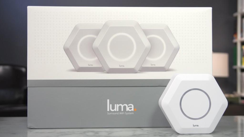 Le routeur Mesh Luma est un excellent choix en matière de réseau maillé
