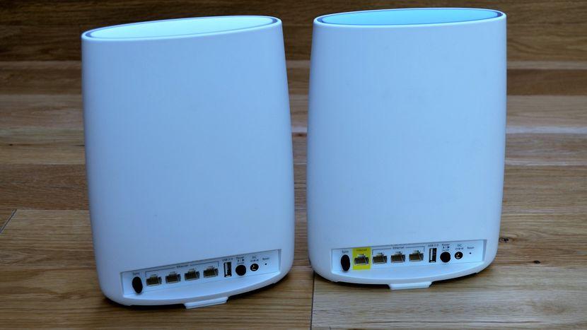 La solution Wi-Fi Mesh Netgear Orbi est certainement à considérer si vous souhaitez mailler vos réseaux
