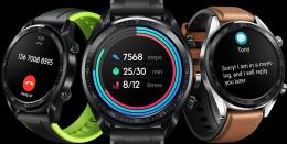 La nouvelle Huawei Watch GT est une montre intelligente presque parfaite